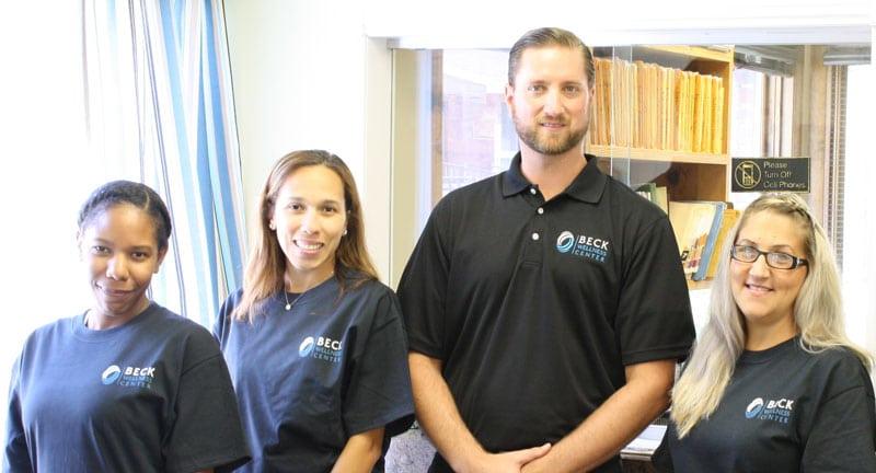 Beck Wellness Center office tour