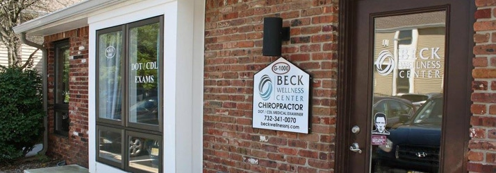 Beck Wellness Center contact us