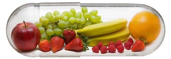 Fruit in a Capsule